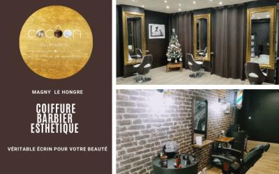 Cocôon In Paris, un salon de coiffure, institut de beauté mixte à ouvert à Magny le Hongre