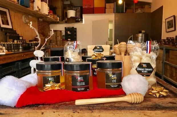 Abeille et Miel vous invite à une dégustation à la miellerie et sur les marchés de Noël