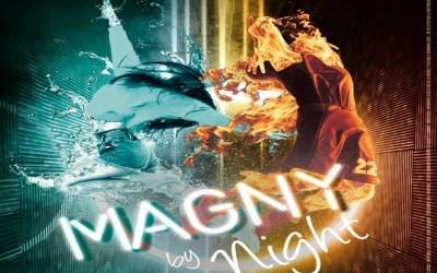 Magny by Night, soirée samedi 18 janvier 2020 sur le thème de l'eau et du feu