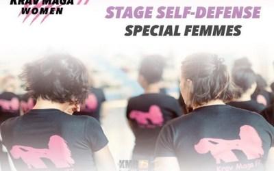 Bailly-Romainvilliers  : Stage de self-défense spécial femmes le 8 mars 2020
