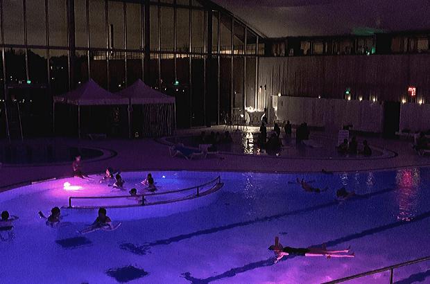 Bailly : Soirée Zen au Centre Aquatique du Val d'Europe samedi 29 février
