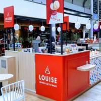 """Le glacier artisanal """"Louise"""" a ouvert un nouveau Kiosque aux terrasses du Val d'Europe"""