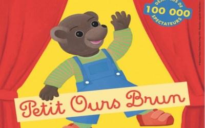 Petit Ours Brun et toute sa famille en spectacle au millésime de Montévrain
