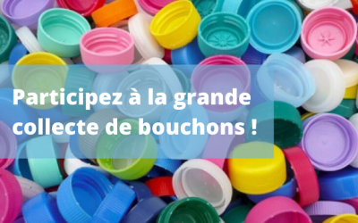 Serris : Collecte de bouchons plastiques au profit des «bouchons de l'espoir»