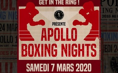 Serris : L'Apollo Sporting Club organise un Gala Boxing Night samedi 7 mars