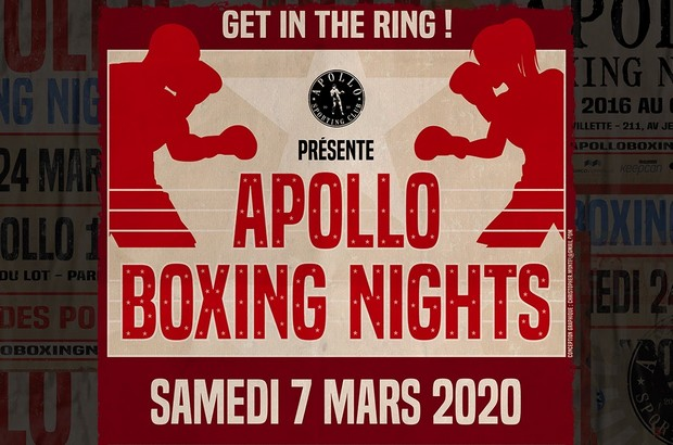 Serris : L'Apollo Sporting Club organise un Gala Boxing Night samedi 7 mars