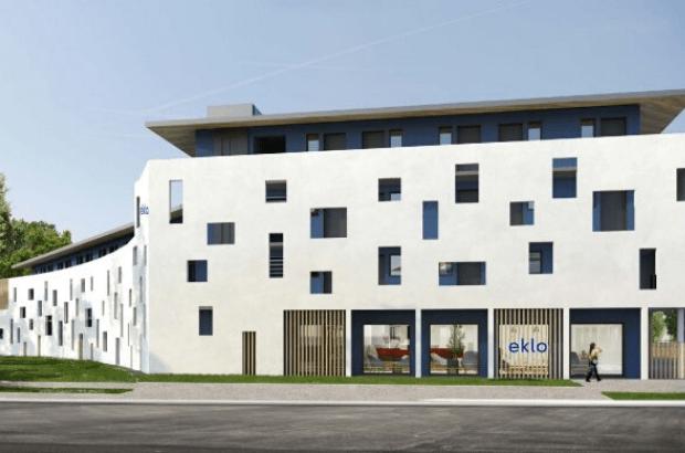 Serris accueille un nouvel Eklo Hotel, ouverture prévue mi-décembre 2020