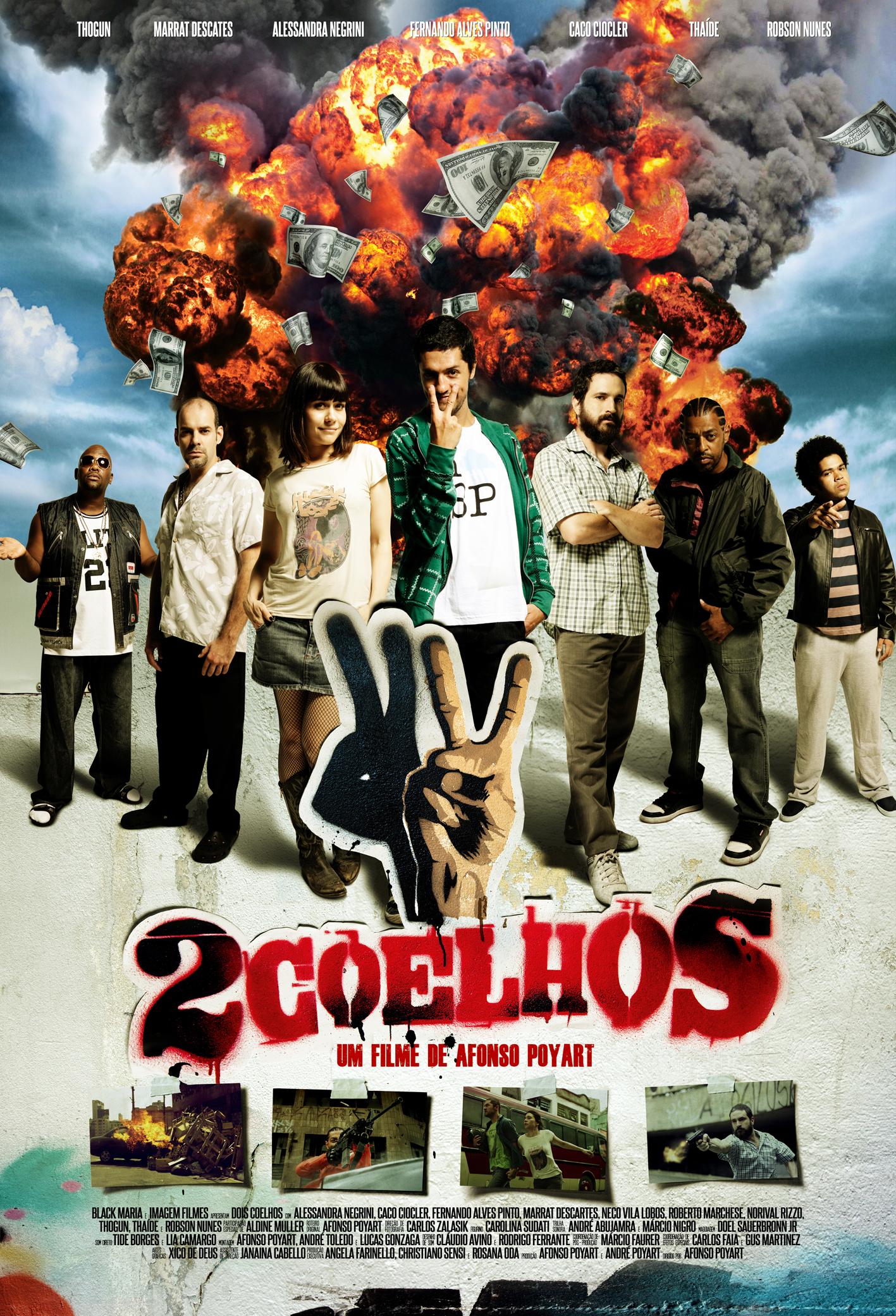 Poster do filme 2 Coelhos