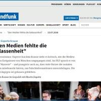 München: Terrorexperte kritisiert Hysterie und Falschmeldungen in den Medien