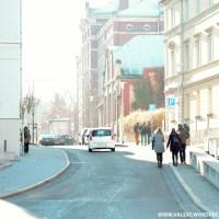 Straße in #Weimar