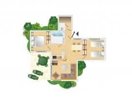 Cottage Confort New Design Plan