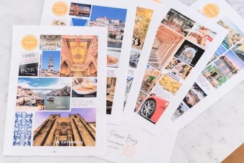 Trouver de l'inspiration pour vos futurs voyages avec le travel moodboard