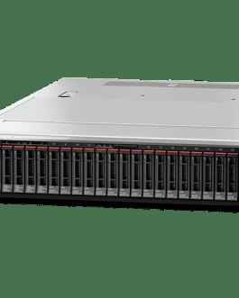 """LENOVO ThinkSystem SR650 2U Rack Server, 1x Intel Xeon Silver 4208, 1 x16GB 2Rx8, 8 x 2.5"""" HS HD Bays, HW RAID 930-8i PCIer, 1x750W, 3 Yr Warranty NBD"""
