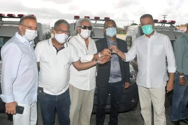 Cairu-município recebe segunda ambulancia (1)