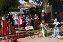 2ème biennale de la fête du chevalier Valencin