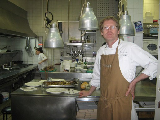 Chef Bernd Knöller