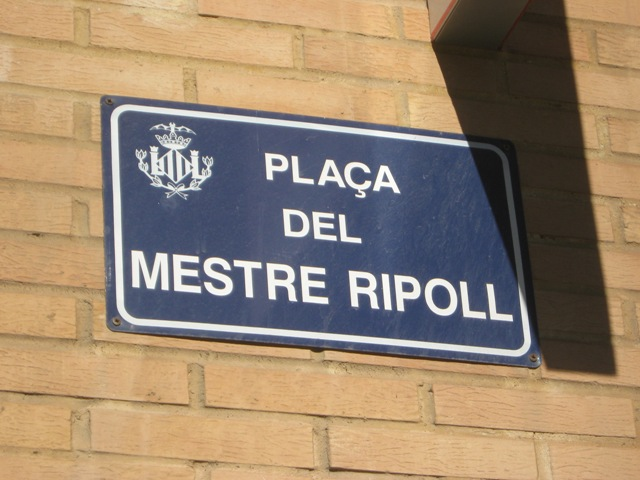 ripoll sign