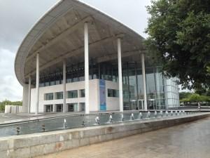 Palacia De Congresos Valencia