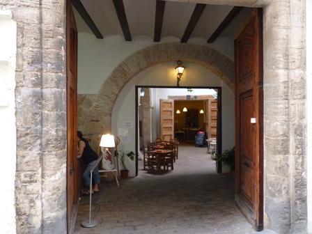 innsa entrance
