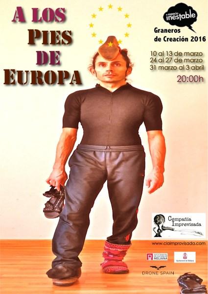 Cartel A los Pies de Europa (2)