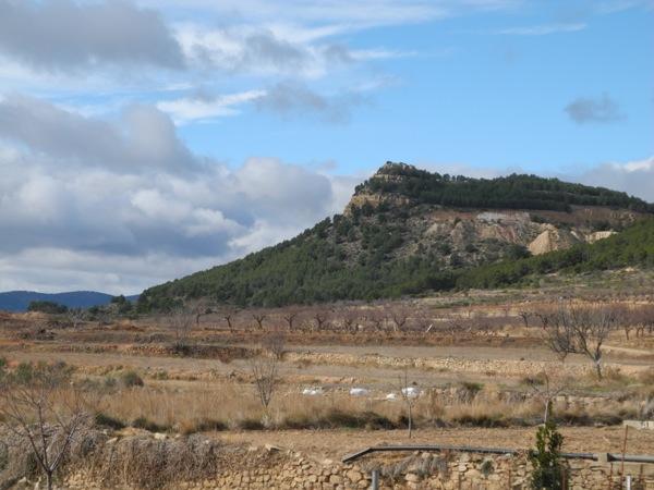 Quicktrip: Campo de Arriba
