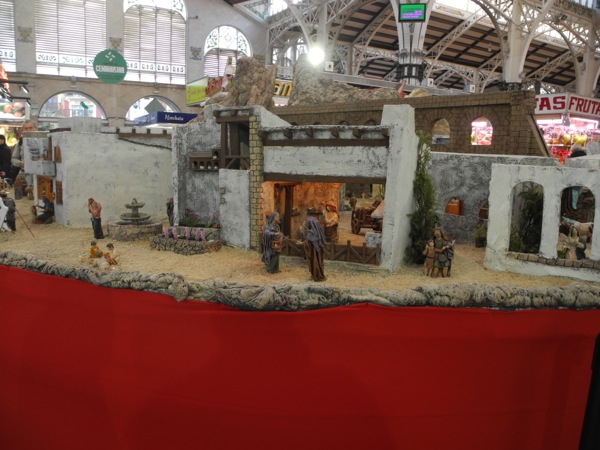 Nothing Says Christmas Like Bethlehem in Miniature