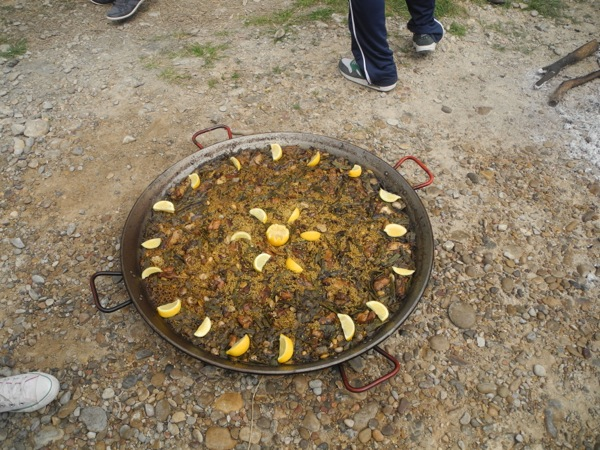 Fallas Paella: Cookouts Gone Wild!