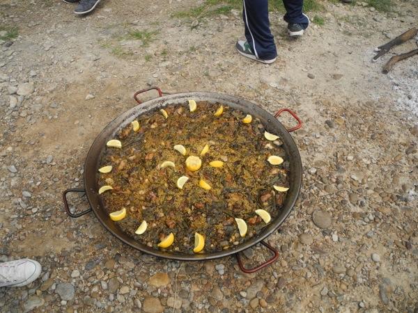Fallas Paella: Cookouts Gone Wild!