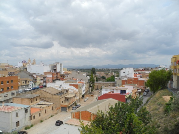 2018: Day trip to Ribarroja del Turia