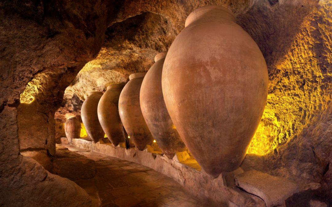 La ruta del vino de Utiel-Requena