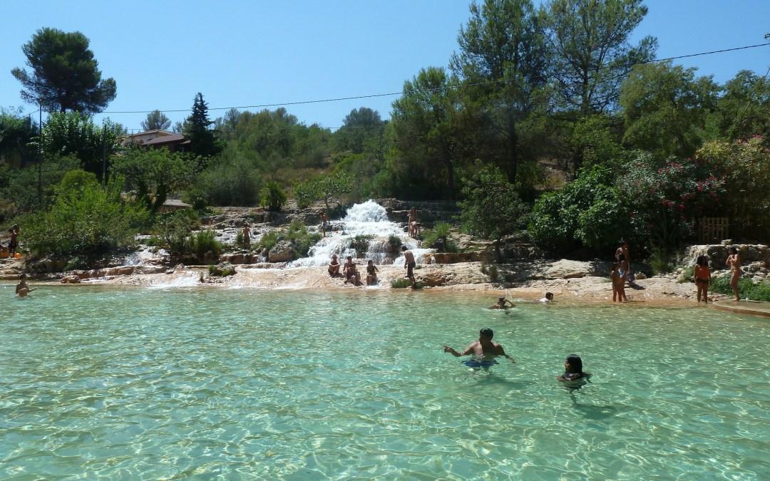 Las mejores zonas de ba o en plena naturaleza en la for Piscinas naturales comunidad valenciana