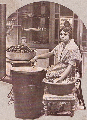 Bunyolera, 1928. Fuente: juansoler.blogspot.com