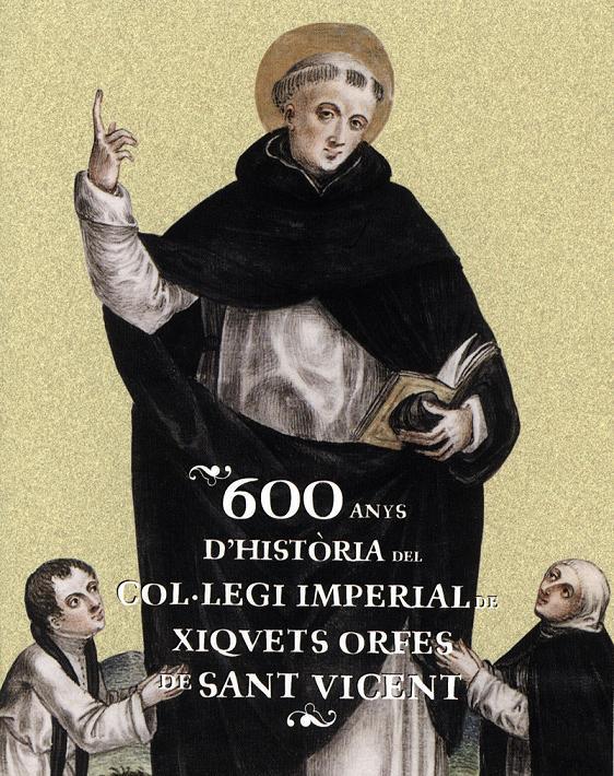 Cartel conmemorativo 600 años. Año 2010