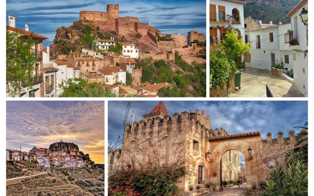 10 Pueblos bonitos y rurales en la Comunidad Valenciana