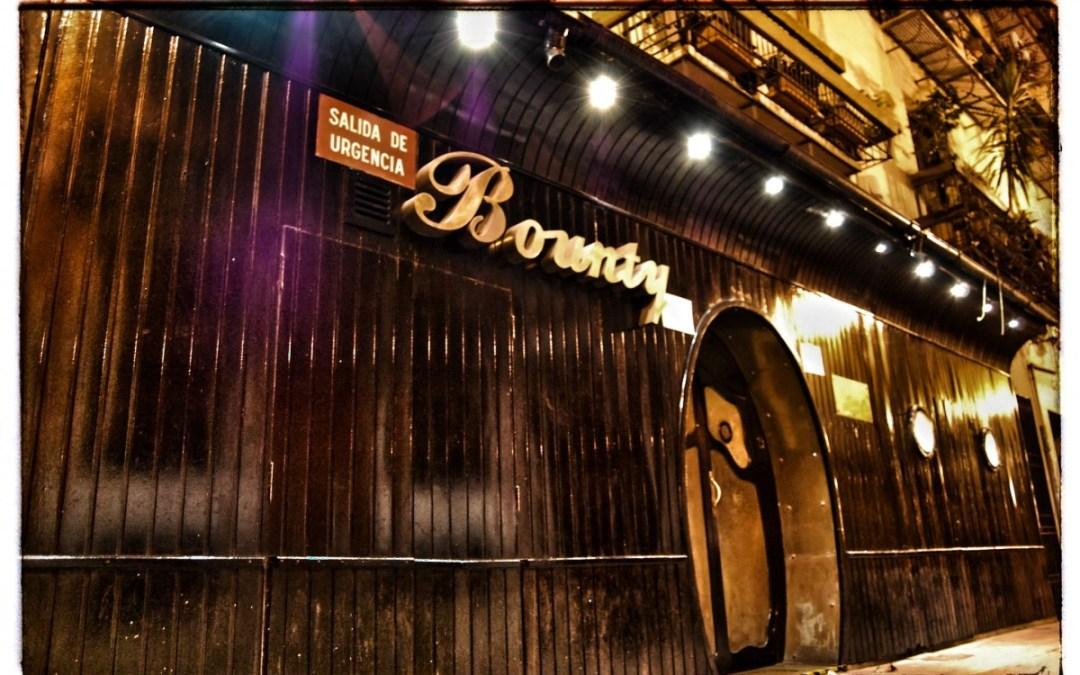 ¿Sabías que Bounty Valencia es la discoteca más antigua de Valencia con 50 años de historia?