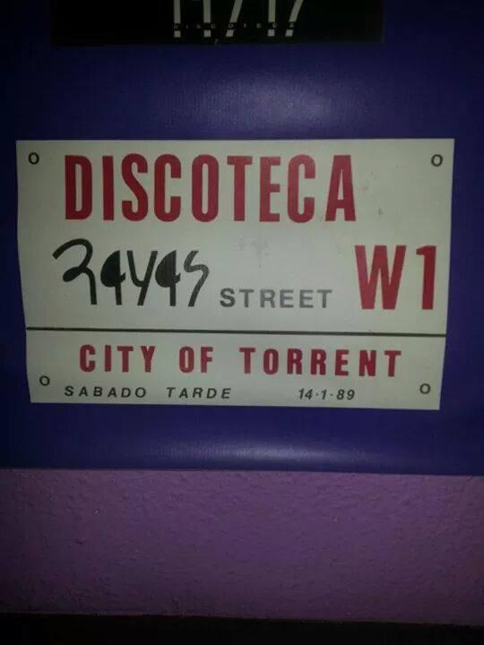 Discoteca Rayas