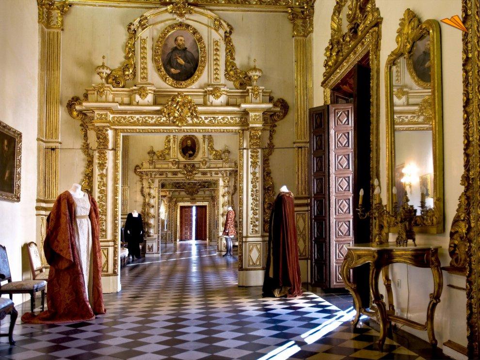 Interior Palacio Ducal. Fuente: www.abcviajes.com