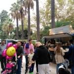 Los FoodTrucks vuelven a Viveros por los Conciertos de Fallas el 11 de marzo