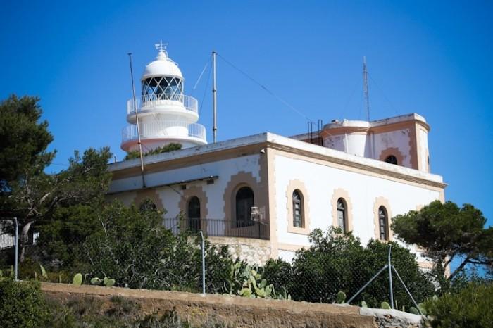 Faro del Cabo de San Antonio. Fuente: www.javea.com
