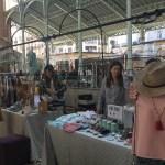 El Mercado de Colón se convierte el segundo domingo de cada mes en un nuevo market