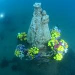 La Mare de Déu dels Desamparats: una patrona…submarina