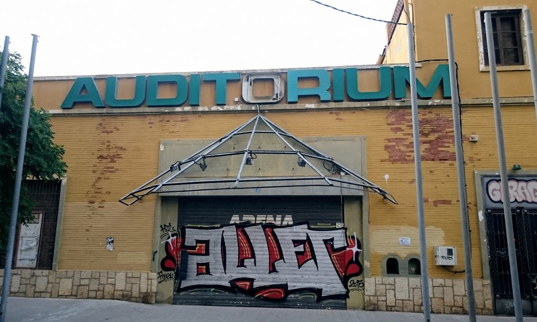 Cuando Arena Auditorium fue la reina de los conciertos en Valencia