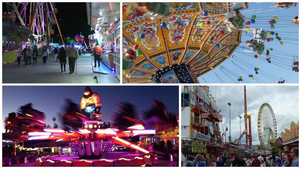 Feria de Atracciones de Valencia de la Gran Fira de València 2017