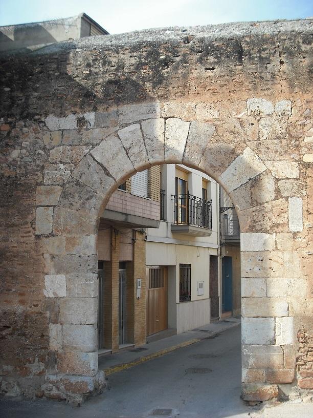 Puerta de Levante. Fuente: Enrique Íñiguez Rodríguez (Qoan) - CC BY-SA 3.0