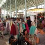El Zoco del Mercado de Colón celebra el domingo 13 de noviembre su quinta edición