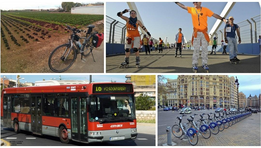 Valencia celebra la Semana de la Movilidad con decenas de actividades y el Día sin Coches