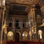 Conciertos GRATUITOS en la preciosa capilla neobizantina (Sala Alfonso el Magnánimo) de La Bene
