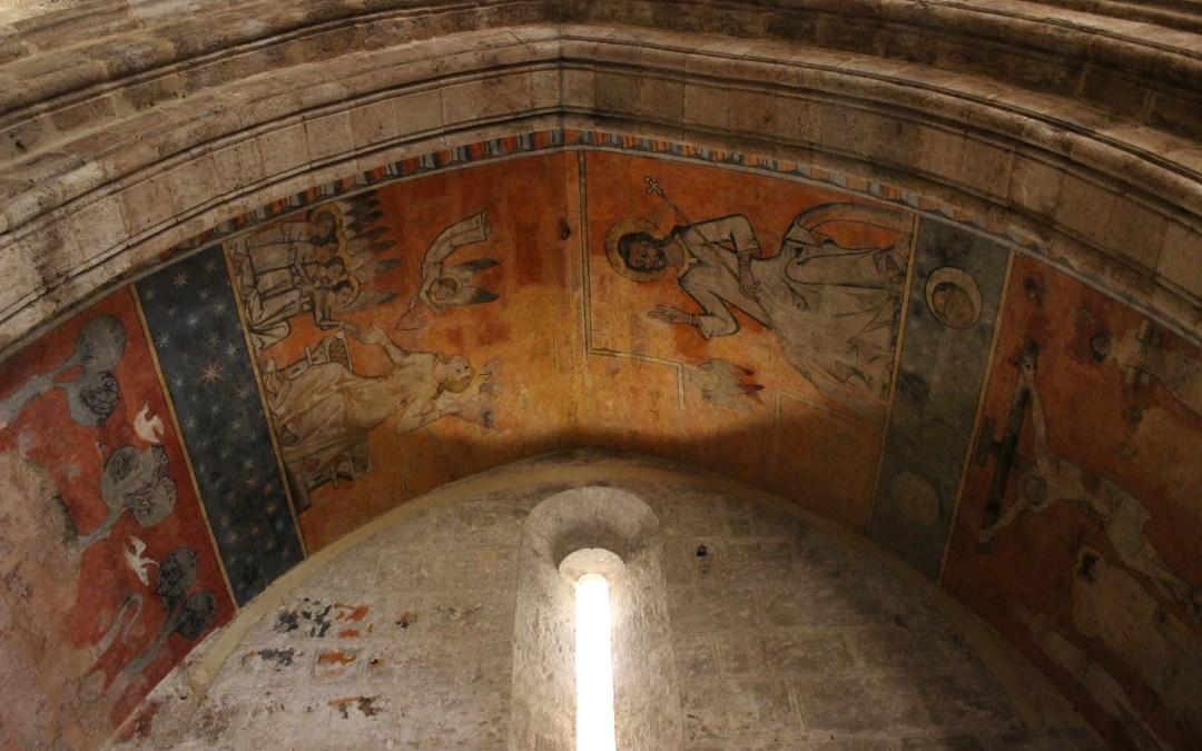 Unas pinturas murales únicas en Valencia: las Pinturas Murales de la capilla de San Miguel Arcángel