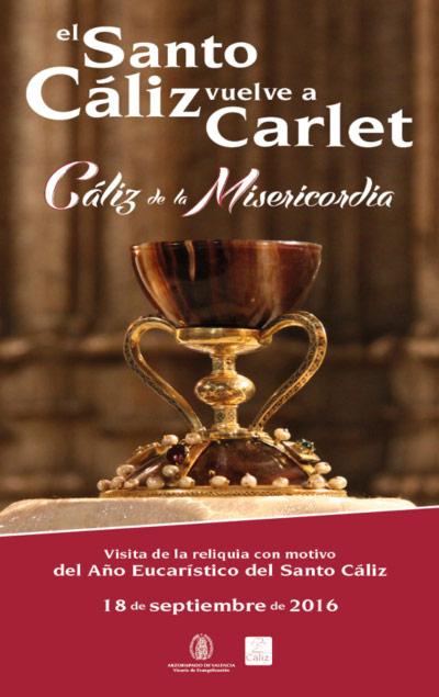El Santo Cáliz en Carlet