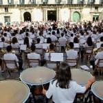 Ciclo de conciertos GRATUITOS de bandas de música en las calles de Valencia hasta diciembre